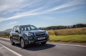 subaru green forester subaru announces special edition forester for the uk