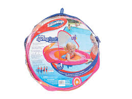 Swimways Baby Spring Float Sun Canopy Blue by Amazon Com Swimways Baby Spring Float Sun Canopy Toys U0026 Games