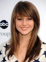 haircut for girls with side bangs korean haircut for girls with