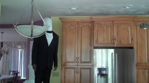 halloween costumes for tall men how to make a cheap slenderman halloween costume youtube