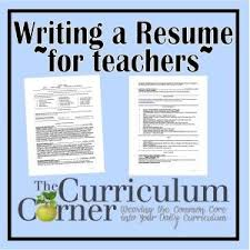 A Example Of A Resume by 25 Best Teacher Resumes Ideas On Pinterest Teaching Resume