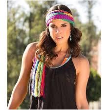 boho hair wrap 40 accessories multicolors turban headband boho hair wrap