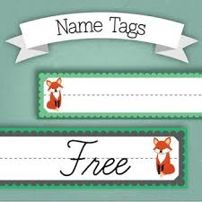 Desk Name Tags by Best 25 Kids Name Tags Ideas Only On Pinterest Name Tags