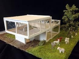 architektur ferienhaus modellbau kunst lk