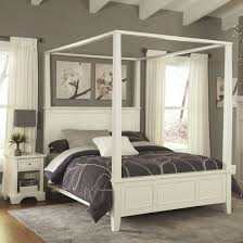 Bed Frame Styles Naples Canopy Bed White King Home Styles Target