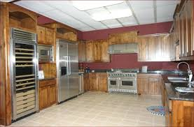 Staggered Cabinets Gallery Kitchen 705 Metroplex Cabinets Inc