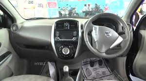 sunny nissan 2016 nissan sunny interior review at hyderabad international auto show