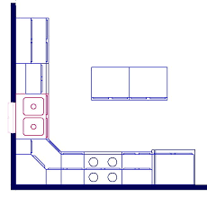 kitchen layout island island rta kitchen layout rta cabinet store