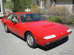 chrysler supercar me 412 1987 ferrari 412 coupe automatic envision auto calgary
