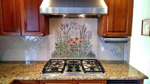 painting kitchen backsplash painting kitchen tile backsplash painting kitchen tile painted