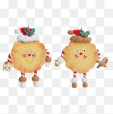 simple style christmas tree cookies biscuit christmas christmas