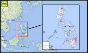 Philippines On World Map by The Philippines Where U0027megadiversity U0027 Meets Mega Deforestation
