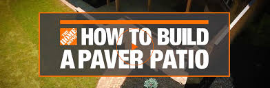 Build Paver Patio How To Lay Pavers