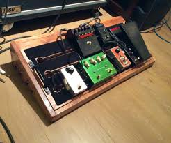powered pedal board 25 steps