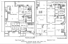Municipal Hall Floor Plan by Daytonian In Manhattan The Lost Municipal Lodging House 432