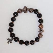 rosary bracelets sandalwood rosary bracelet single decade bracelets gracemary