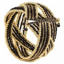cuff bracelet girl images Bracelets efulgenz jewellery black adjustable cuff bracelet jpg
