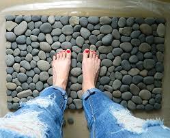 bathroom mat ideas best 25 pebble bath mat ideas on bath mat inspiration