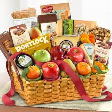 whole foods gift baskets bountiful gourmet artisan collection fruit basket aa3034 a