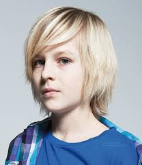 medium long haircut for a sporty young boy hair pinterest