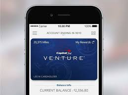 capital one debuts a new mobile wallet app designed to work with