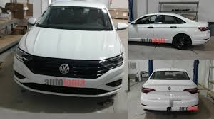 volkswagen passat 2018 news 2018 volkswagen jetta found undisguised in mexican factory
