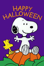 snoopy halloween clipart 82