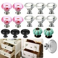 ikea kitchen cupboard knobs 10 20x door knob cabinet pull knobs kitchen drawer handle door cupboard hardware