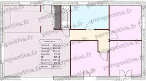 plan de maison 100m2 3 chambres plans gratuits de maisons individuelles en bois modernes ou