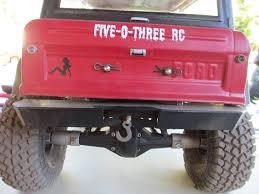 jeep nukizer axial scx10 scx10 ii nukizer rear bumper scalerfab
