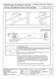 Business Email Opening by Manthorpe Gl270f Fire Rated Loft Hatch Door 562cm X 562cm Amazon