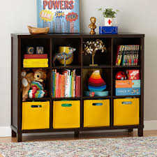 cubic tall bookcase java 12 cube the land of nod apartment