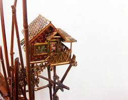 lyn s awesome philippine miniature houses are made from