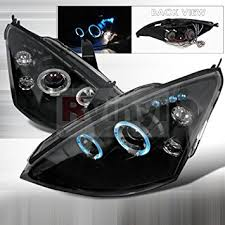 2003 ford focus headlight bulb amazon com spec d tuning ford focus 2000 2001 2002 2003 2004 led