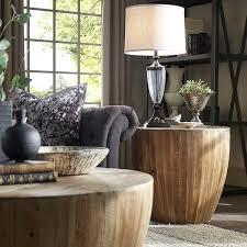 silver barrel side table found this barrel side table decor medsonlinecenter info