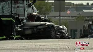 concrete truck crashes near 120th and giles kmtv com