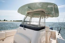 5 center console boat brands with high tech hardtops sport