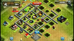 ninja kingdom on facebook gameplay base defense jimmygames episode