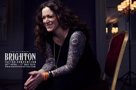 brighton tattoo convention photographic portraits the official