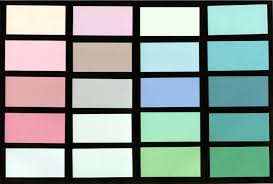 Minimalist Color Palette 2017 by Art Deco Color Palette Home Shape
