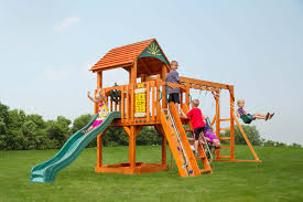 Playsets Outdoor Playsets Wooden Amish Mike Amish Sheds Amish Barns Sheds Nj