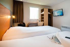 chambre d hote herblain chambre à deux lits photo de brit hotel nantes st herblain le