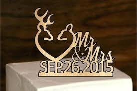 browning cake topper deer cake toppers topper nz babycakes site