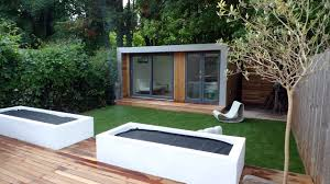 create space with containers garden landscape ideas for small