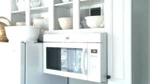 white under cabinet microwave under cabinet microwave shelf under cabinet shelving kitchen under