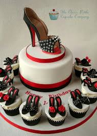 louboutin beyond obsessed pinterest cake retirement cakes