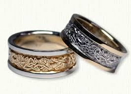 celtic wedding rings celtic knot wedding rings custom celtic wedding rings