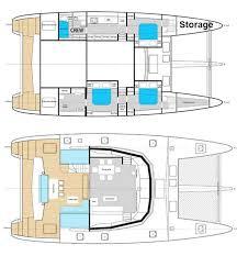 euphoria 60 crewed catamaran yacht charter boatsatsea com