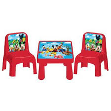 Mickey Mouse Chairs Mickey Mouse Clubhouse Cafe Table Set From Kids Only