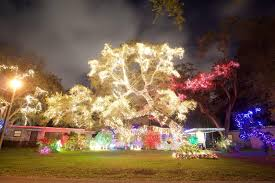 celebration fl christmas lights tis the season for south florida christmas light displays wlrn